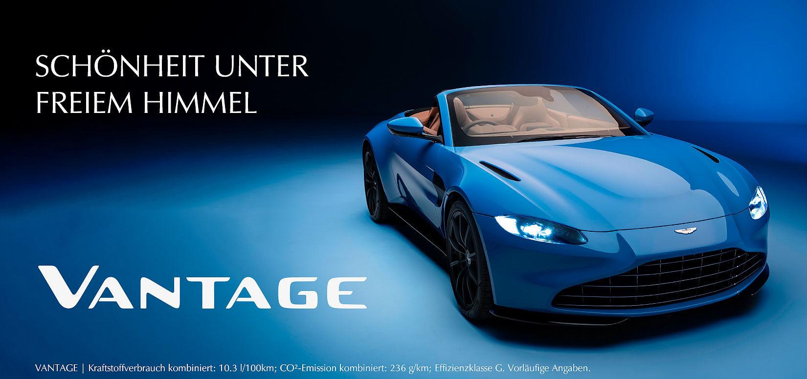Willkommen Bei Aston Martin München