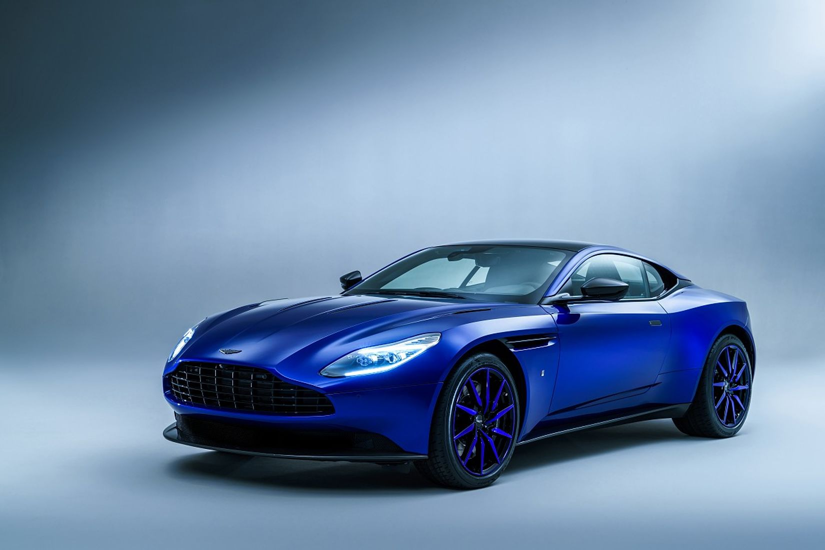 2017: Q by Aston Martin - Comission