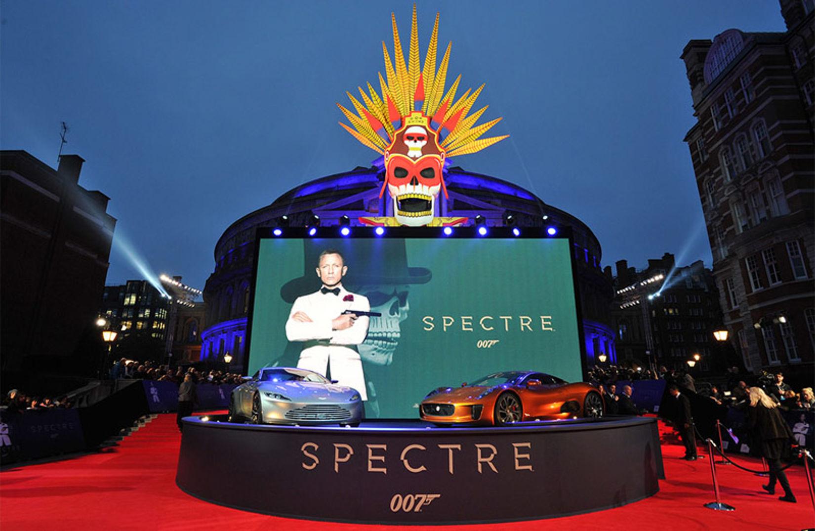 Spectre Cinemaxx